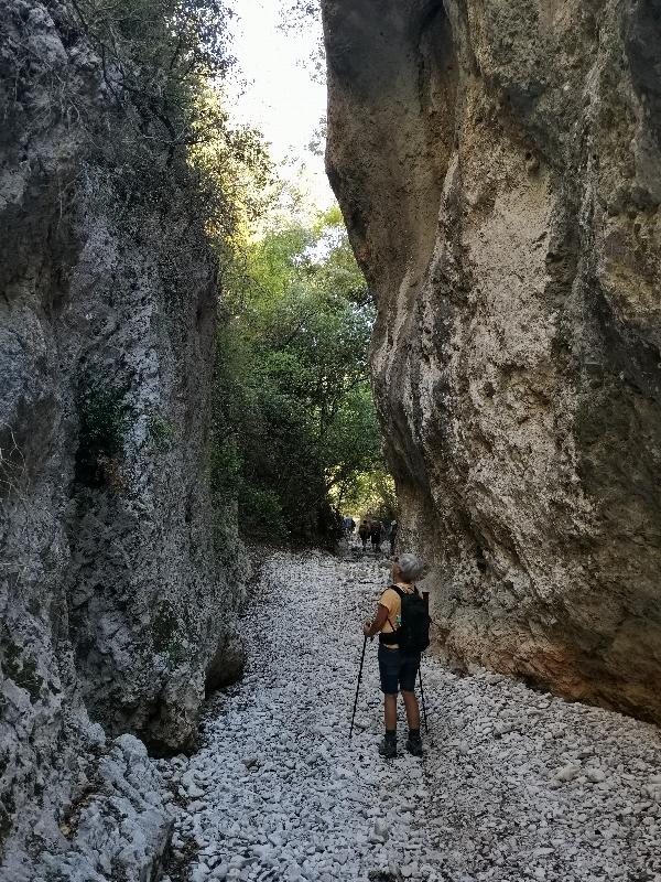 12/09/2021 - Gorges de la Nesque